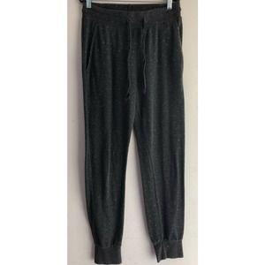 Sundry Size 0 Jogger Gray Soft Cozy